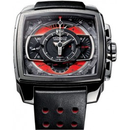 Tag Heuer Mikrograph Red