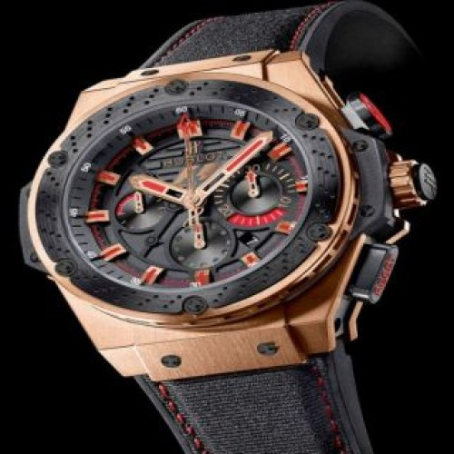 Hublot F1 Red Gold