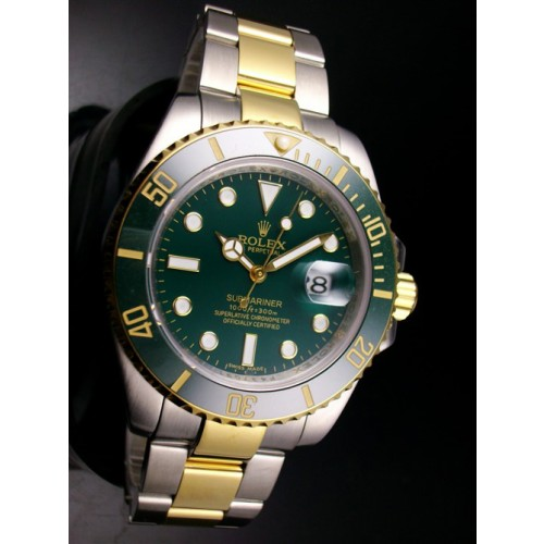 Rolex Submariner Dark Green Misto