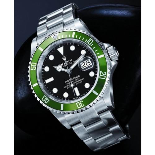 Rolex Submariner 50 Anos