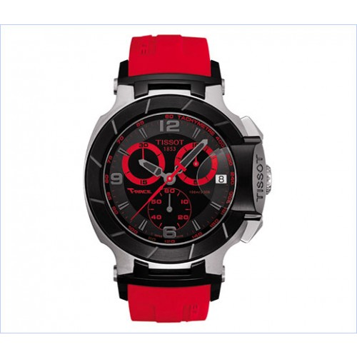 Tissot Trace Red