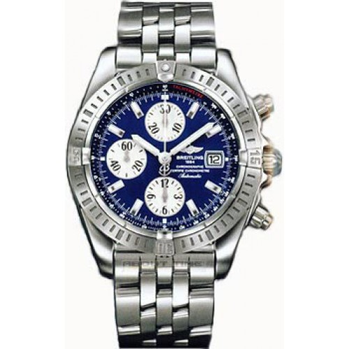 Breitling Evolution Azul