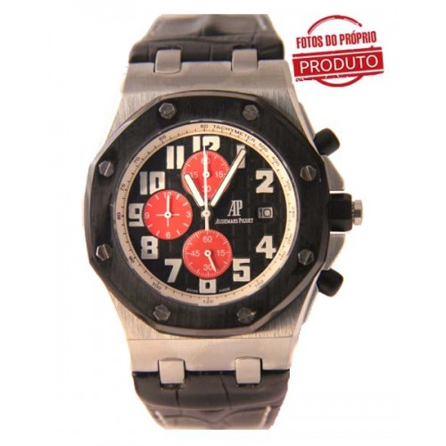 Audemars Piguet Oak Black Red