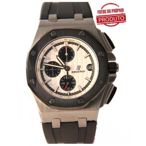 Audemars Piguet Oak Black White
