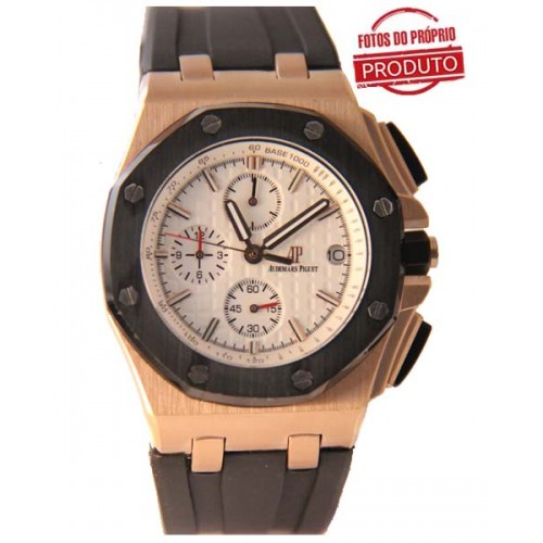 Audemars Piguet Oak White