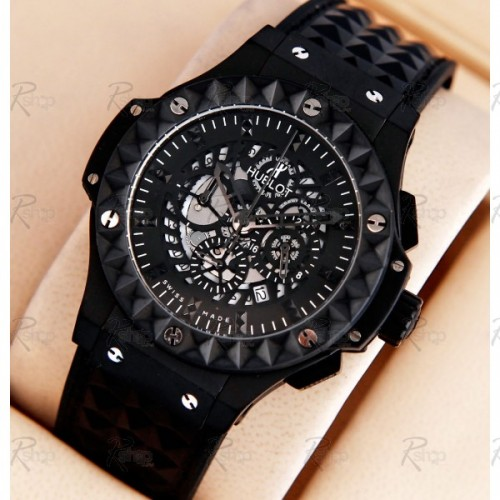 Hublot Big Bang Depeche Black