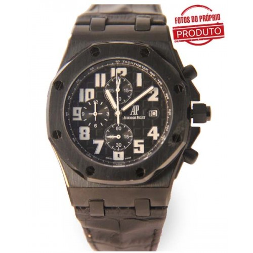 Relogio Audemars Piguet Oak Black