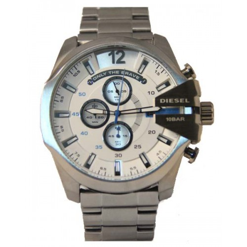 Diesel Only The Brave Silver Blue