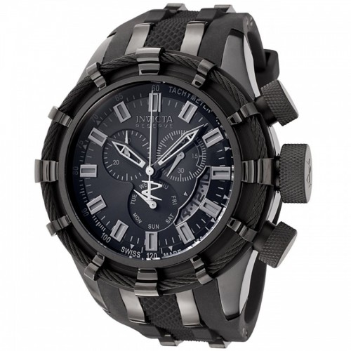 Invicta Reverse Black